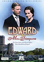 Edward and Mrs. Simpson - Parts 1 and 2