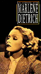 Evening With Marlene Dietrich