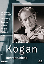 Leonid Kogan - Interpretations
