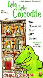 Lyle, Lyle Crocodile - The Musical the House on East 88th Street