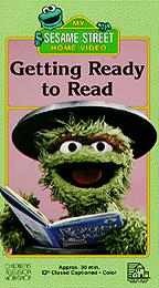 Sesame Street - Getting Ready to Read