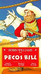 Rabbit Ears - The Story of Pecos Bill