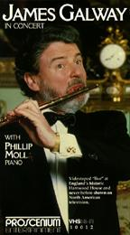 James Galway in Concert