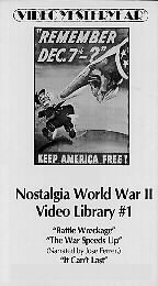 Nostalgia World War II Video Library #10