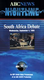 Best of Nightline - South African Debate