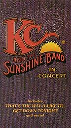KC and the Sunshine Band in Concert