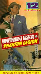 Government Agents Vs. Phantom Legion
