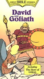 Great Bible Stories - David and Goliath