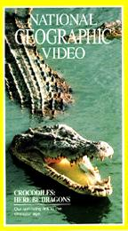 National Geographic Video - Crocodiles: Here Be Dragons