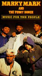 Marky Mark and the Funky Bunch: Music for the People