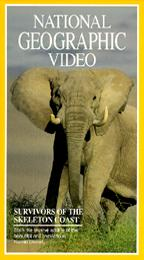 National Geographic Video - Survivors of the Skeleton Coast