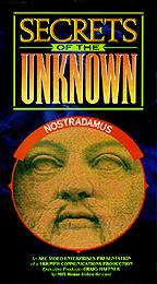 Secrets of the Unknown - Nostradamus
