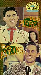 Country Music Classics - Webb Pierce & Chet Atkins