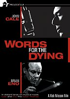 John Cale & Brian Eno - Words for the Dying