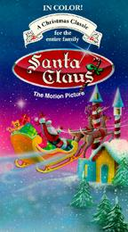 Santa Claus the Motion Picture