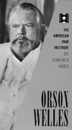 A.F.I. Life Achievement Awards - Orson Welles