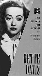 A.F.I. Life Achievement Awards - Bette Davis