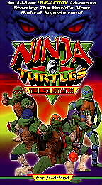 Ninja Turtles - The Next Mutation