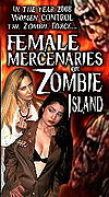Female Mercenaries on Zombie Island