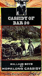 Cassidy of Bar 20