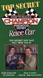How to Build a Champion Pinewood Derby Race Car