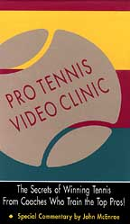 Pro Tennis Video Clinic
