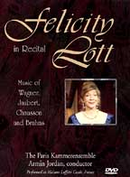 Felicity Lott in Recital