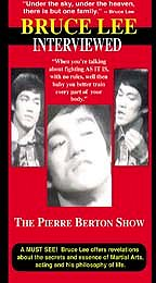 Bruce Lee Interviewed