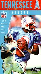 Tennessee Oilers 1998 Official NFL Team Video
