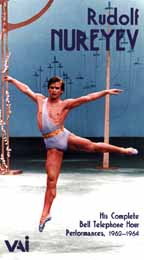 Rudolf Nureyev - Complete Bell Telephone Hour Performances