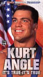 WWF - Kurt Angle: It's True! It's True!