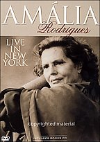 Amalia Rodrigues - Live in New York City