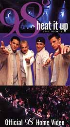 98 Degrees - Heat It Up
