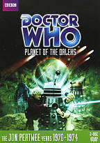 Doctor Who - Planet of the Daleks