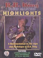 B.B. King: Blues Master Highlights