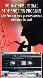 30-Day Subliminal Stop Smoking Program
