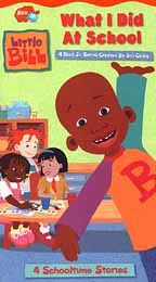 Little Bill - What I Did at School
