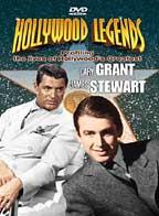 Hollywood Legends - Cary Grant & James Stewart