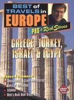 Best of Travels in Europe - Greece, Turkey, Israel & Egypt