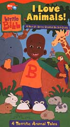 Little Bill - I Love Animals!