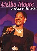 Melba Moore - A Night In St. Lucia