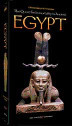 Quest for Immortality in Ancient Egypt