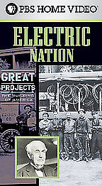 Great Projects: The Building of America - Electric Nation