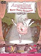 Angelina Ballerina - Rose Fairy Princess