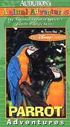 Audubon's Animal Adventures - Parrot Adventures