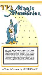 Arthur Godfrey at the Circus