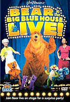 Bear In the Big Blue House - Live!