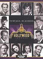 Vintage Classics - Hollywood Legends - 8 DVD Pack