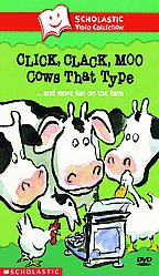 Click, Clack, Moo: Cows That Type...and More Fun on the Farm
