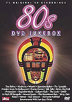 80's DVD Jukebox